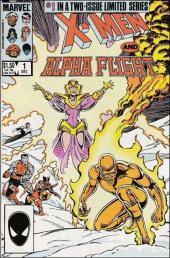 X-Men/Alpha Flight (1985)