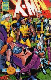 X-Men (1991) -AN1996- One day at the mansion
