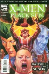 X-Men: Black Sun (2000) -3- Third spell : bare claws