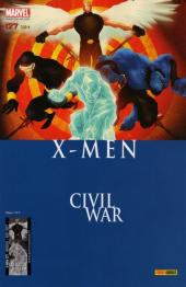 X-Men (Marvel France 1re série) -127- Civil War