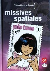 Yoko Tsuno -HS2TL- Missives spatiales