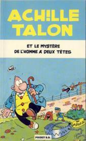 Achille Talon -14Poch- Achille Talon et le mystère de l'homme à deux têtes