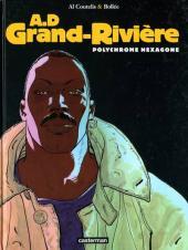 A.D Grand-Rivière -3- Polychrome Hexagone