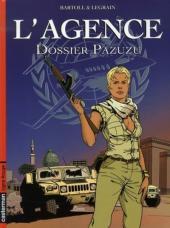 L'agence -2- Dossier Pazuzu
