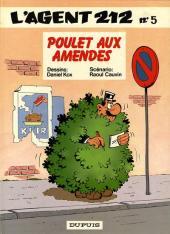 L'agent 212 -5- Poulet aux amendes