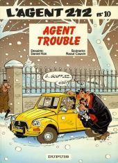 L'agent 212 -10- Agent trouble