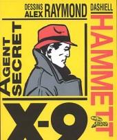 Agent secret X9 -INT6- Agent secret X-9