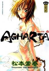 Couverture de Agharta -6- Volume 6