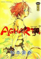 Couverture de Agharta -7- Volume 7