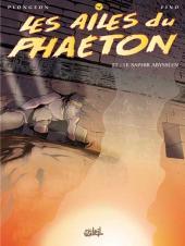 Les ailes du Phaéton -7- Le Saphir Abysséen