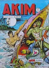 Akim (1re série) -630- Les ruines de Sadimor