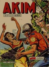 Akim (1re série) -631- La prison du marais