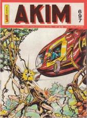 Akim (1re série) -697- Les paracommandos à la rescousse