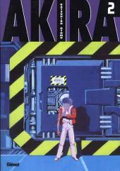 Akira (Glénat en N&B) -2- Tome 2