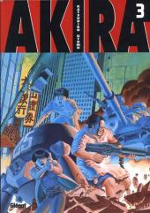 Akira (Glénat en N&B) -3- Tome 3