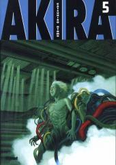 Akira (Glénat en N&B) -5- Tome 5