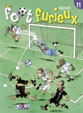 Les foot furieux -11- Tome 11