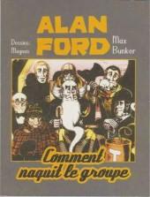 Alan Ford (Coffre à BD) -1- Comment naquit le groupe