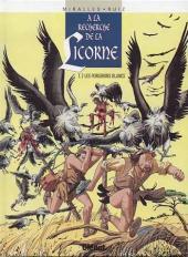 À la recherche de la Licorne -2- Les forgerons blancs