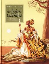 À la recherche de la Licorne -INT- Intégrale
