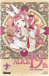 Alice 19th -7- Tome 7