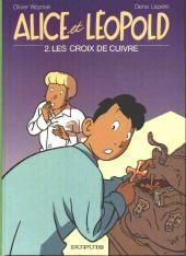 Alice et Léopold -2- Les croix de cuivre