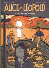 Alice et Léopold -4- La petite Marie