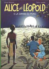 Alice et Léopold -5- La danse du Poko