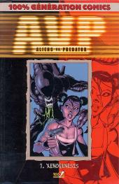 Aliens vs. Predator (Panini) -1- Xenogenesis