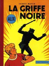Alix (Fac-Similé) -5- La griffe noire