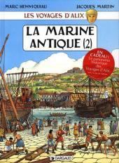 Alix (Les Voyages d') -6- La marine antique (2)