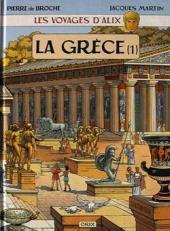 Alix (Les Voyages d') -3- La Grèce (1)