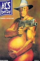 Al's baby -1- Premières contractions