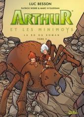 Arthur et les minimoys -3- Tome 3