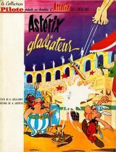 Astérix -4- Astérix Gladiateur