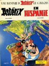 Astérix -14- Astérix en Hispanie