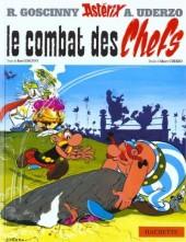 Astérix (Hachette) -7- Le combat des chefs