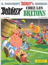 Astérix (Hachette) -8- Astérix chez les Bretons