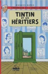(AUT) Hergé -20- Tintin et les héritiers