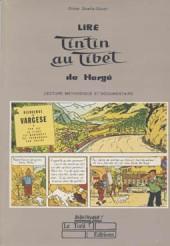 (AUT) Hergé -13- Lire Tintin au Tibet