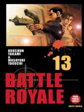 Battle royale en Bd - intégrale fr - Tomes 01 à 15