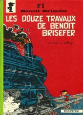 Benoît Brisefer -3- Les douze travaux de Benoît Brisefer