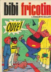 Bibi Fricotin (2e Série - SPE) (Après-Guerre) -102- L'enquête éclair