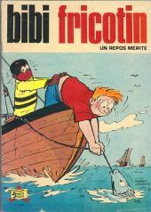 Bibi Fricotin (2e Série - SPE) (Après-Guerre) -110- Un repos mérité