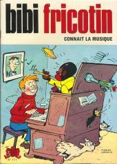 Bibi Fricotin (2e Série - SPE) (Après-Guerre) -111- Bibi Fricotin connaît la musique
