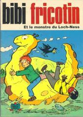 Bibi Fricotin (2e Série - SPE) (Après-Guerre) -114- Bibi Fricotin et le monstre du Loch Ness