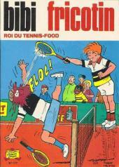 Bibi Fricotin (2e Série - SPE) (Après-Guerre) -117- Bibi Fricotin roi du tennis-food