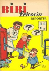 Bibi Fricotin (2e Série - SPE) (Après-Guerre) -64- Bibi Fricotin reporter