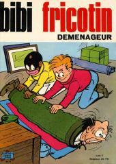 Bibi Fricotin (2e Série - SPE) (Après-Guerre) -73- Bibi Fricotin déménageur