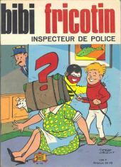 Bibi Fricotin (2e Série - SPE) (Après-Guerre) -76- Bibi Fricotin inspecteur de police